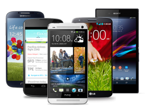 Snapdragon-Android-smartphones
